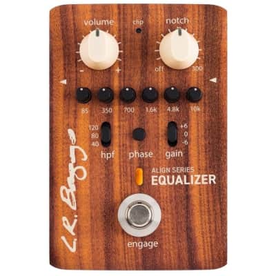 LR Baggs Align Equalizer Preamp EQ Pedal for sale