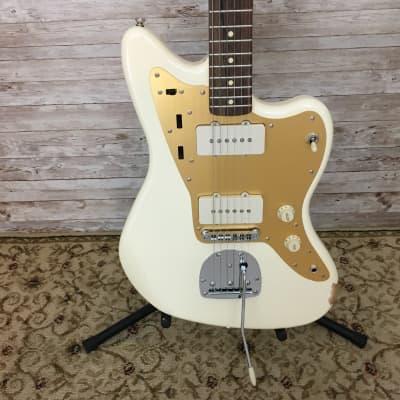 Used Squier J Mascis Jazzmaster Electric Guitar