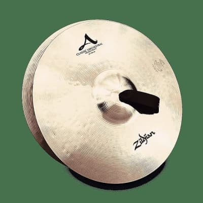 "Zildjian 16"" A Classic Orchestral Selection Medium Heavy Cymbals (Pair)"