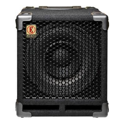 "Eden EX110 8 Ohm 300W Bass Guitar Speaker Extension Cabinet 1x10"" Cab image"