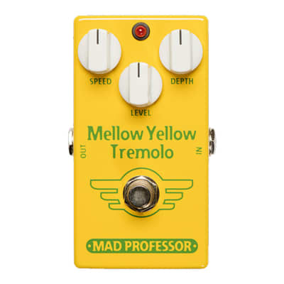 Mad Professor Mellow Yellow Tremolo - Used for sale