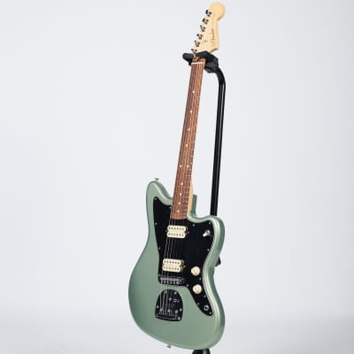 Fender Player Jazzmaster - Pau Ferro, Sage Green Metallic for sale