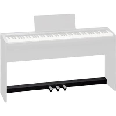 Roland KPD-70 Pedal Unit for FP-30 Digital Piano, Black