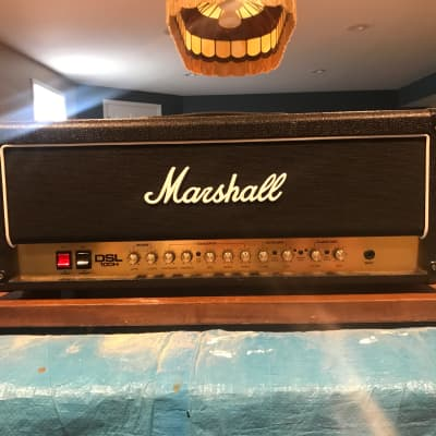 Marshall DSL100H 100-Watt 2-Channel Tube Guitar Head w/ Reverb