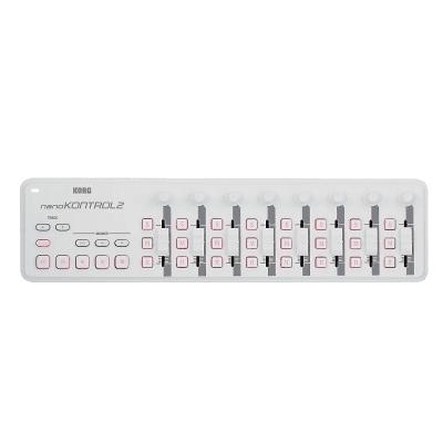 Korg nanoKONTROL2 Slimline USB MIDI Control Surface