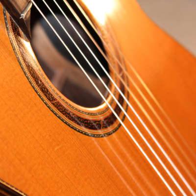 Dake Traphagen Classical Guitar 2002 Cedar for sale