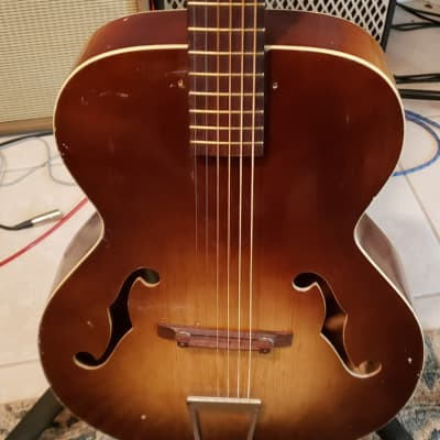 Harmony OldKraftsman lefty archtop left handed for sale