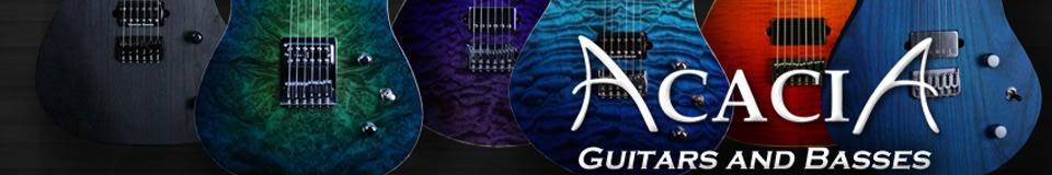 Acacia Guitars Official Site