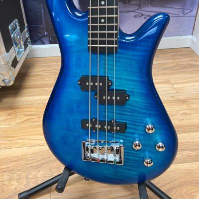 Spector Legend 4 Standard Blue