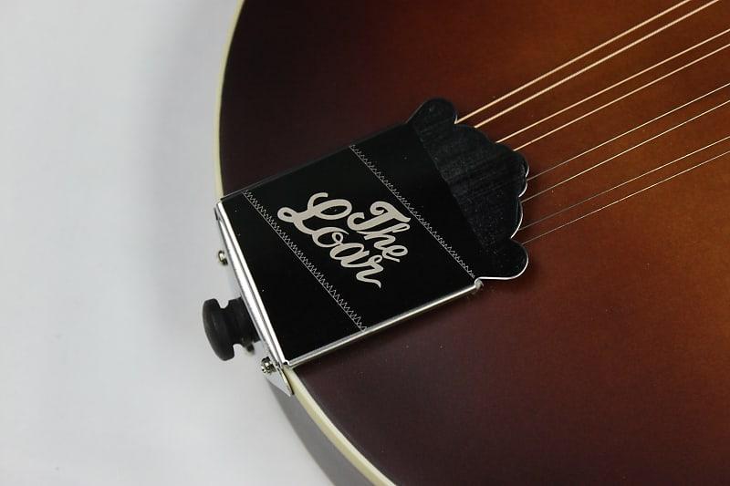 The Loar Lm 310f Honey Creek F Style Mandolin Satin Reverb