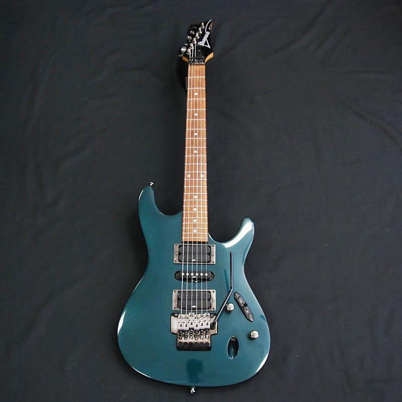 ibanez s470 s series gun metal green electric guitar reverb. Black Bedroom Furniture Sets. Home Design Ideas