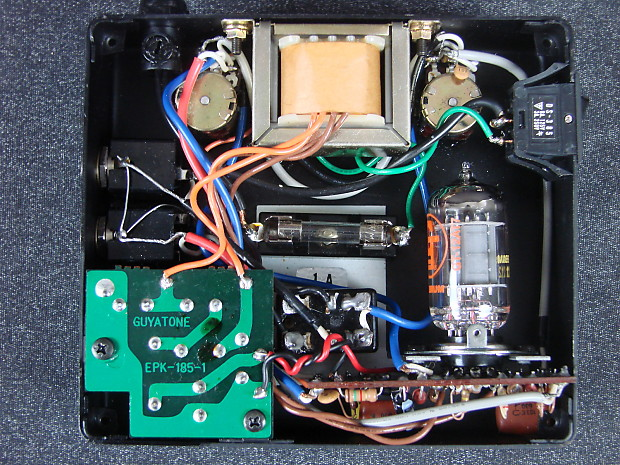 nady to 2 tube driven tube overdrive guitar od effects pedal reverb. Black Bedroom Furniture Sets. Home Design Ideas