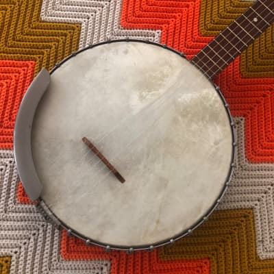 Kay 5 String Banjo - Great Classic Banjo in Great Condition! - Made in USA 🇺🇸! - Heavy Duty Gig Bag! - for sale