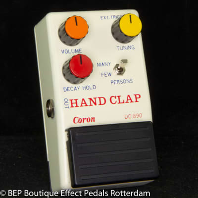 Coron DC-890 Hand Clap early 80's Japan