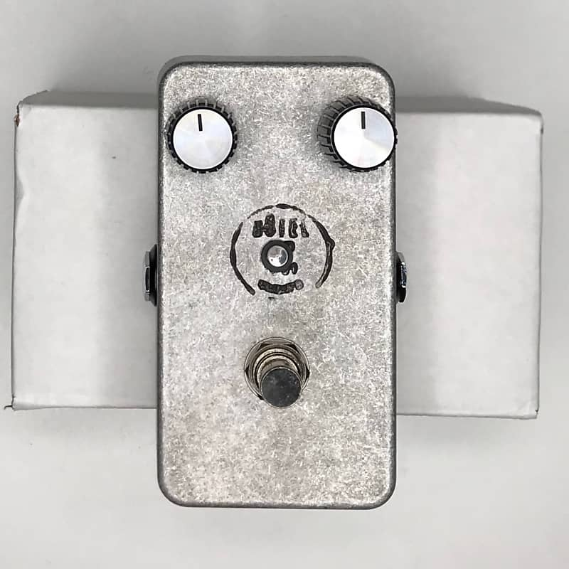 Lovepedal Fuzz Comparison with Super Sic Tone, MKIII, and