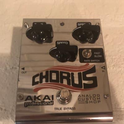 Akai Pro Analog Chorus Chrome for sale