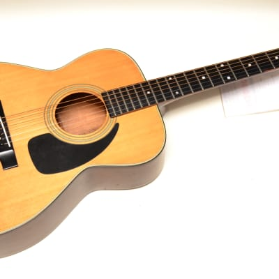 Sigma GCS-3 Made in Korea Acoustic Guitar 80s? Natural Finish - Pro Setup for sale