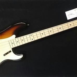 FENDER American Original '50s Precision Bass Maple Fingerboard 2-Color Sunburst 0190102803 for sale