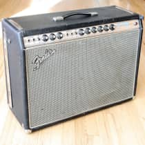 Fender Pro Reverb 1968 Silverface image