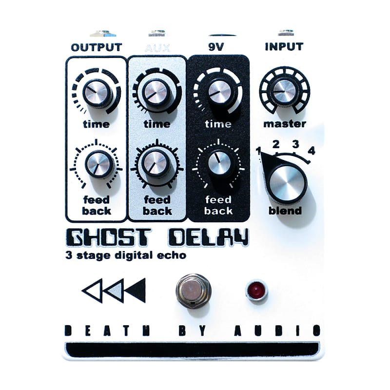 Death By Audio Ghost Delay | Gear Hero | Reverb