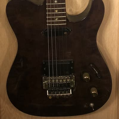 Peavey Generation Series 2 1989 Transparent Black for sale