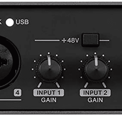 New Steinberg UR44C Audio Interface USB 3.0 Type C Audio (4 in / 4 out)
