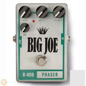 Big Joe Stomp Box Company Raw Series Phaser R-408 2015
