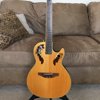 Ovation Viper CV68 80''s Natural for sale