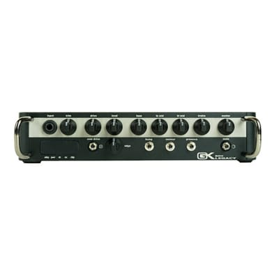 Gallien Krueger Legacy 800 Bass Guitar Amp Head, 800w