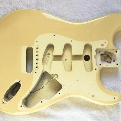 Fender The Strat Body 1980 - 1983