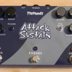 Pigtronix Attack Sustain