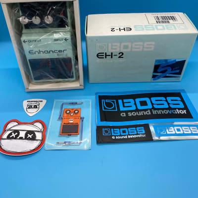 Boss EH-2 Enhancer w/Original Box | Fast Shipping!