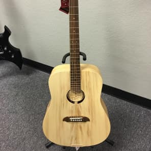 RiverSong trad cdn n 2015 Natural w/case for sale