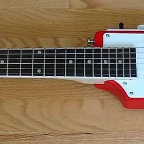 La Baye 2x4 DEVO Signature Model Left-Hand - Red for sale