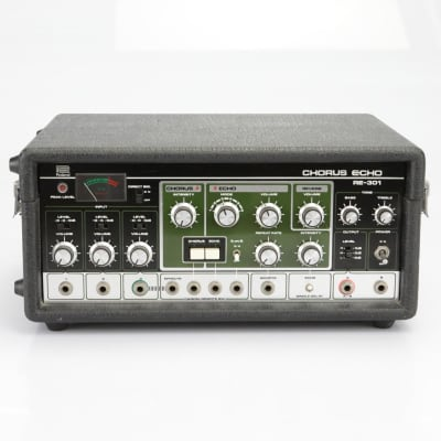 Roland RE-301 Chorus Echo Tape Chorus Delay Japan 100V #39964