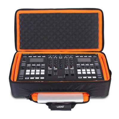 UDG Ultimate MIDI Controller Backpack Large MK2 Black/Orange Inside