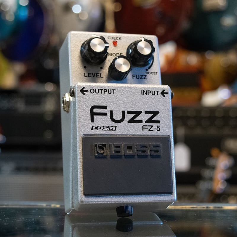 boss fz 5 fuzz used parkway music reverb. Black Bedroom Furniture Sets. Home Design Ideas