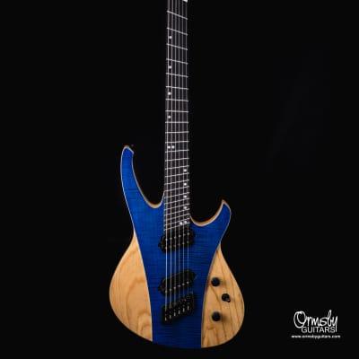 Ormsby Futura GTR 6 string 2020 Deep Blue