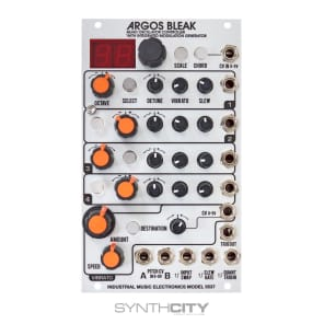 Industrial Music Electronics (The Harvestman) Argos Bleak