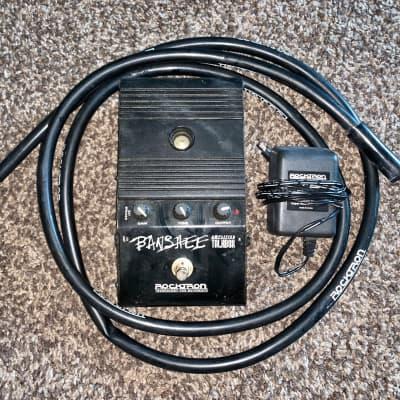 Rocktron Banshee Talk Box guitar effects pedal for sale