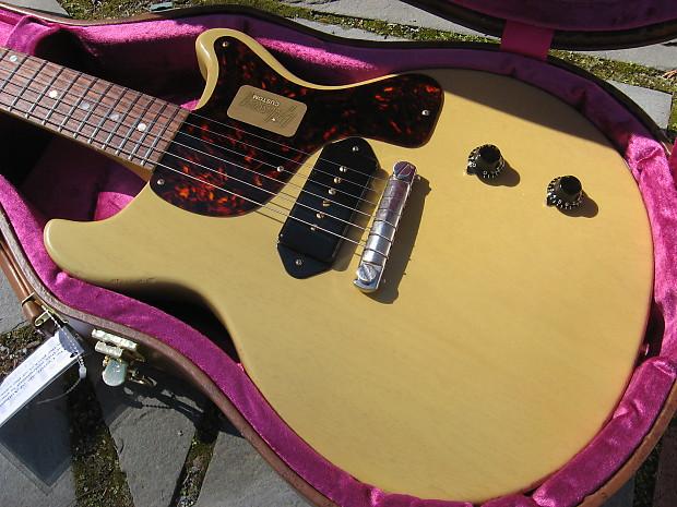 1958 Gibson Les Paul Jr Tv Aged Reissue Reverb