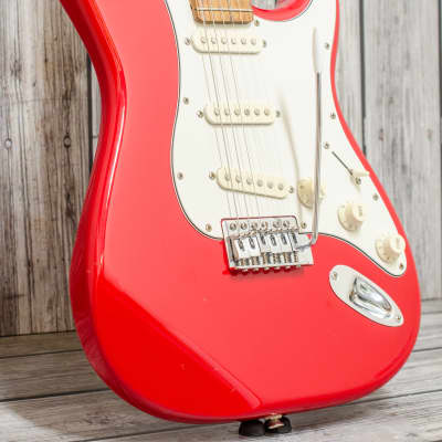 Crafter Cruiser Electric Guitar Red red for sale