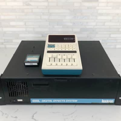 Lexicon 480L Digital Effects System with LARC Remote