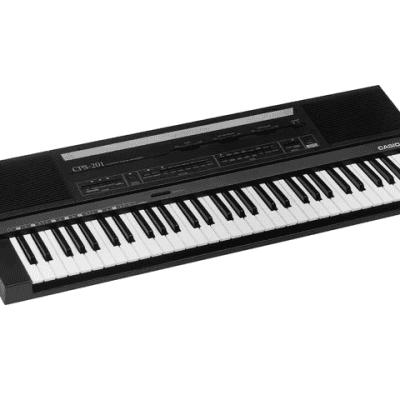 Casio CPS-201 61-Key Keyboard 1980s