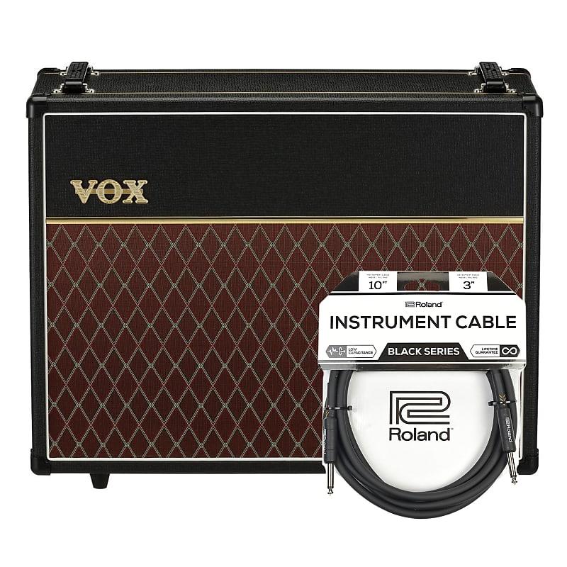 vox v212c 2x12 speaker cabinet w celestion g12m reverb. Black Bedroom Furniture Sets. Home Design Ideas