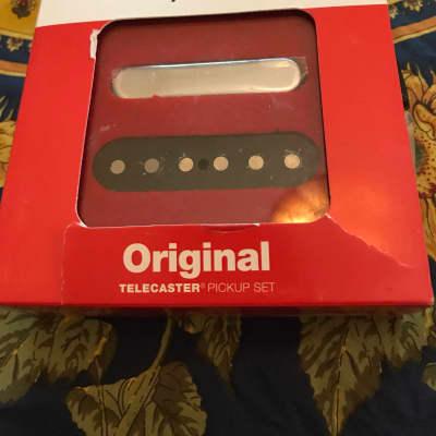 Fender Telecaster Original Vintage Pickup Set. NIB