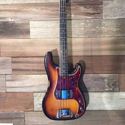 1959 Fender Precision 59 P Bass Vintage all original Collector in near Mint cond