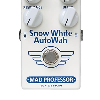 Mad Professor Snow White Auto Wah for sale