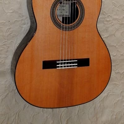 2021 Kenny Hill Estudio 628 short scale classical guitar. cedar top for sale