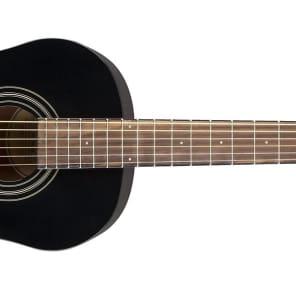Fender FSR MA-1 Agathis/Sapele 3/4-Scale Mini Black
